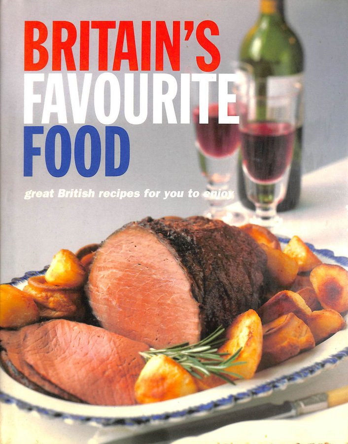 Image for Britain's Favourite Food