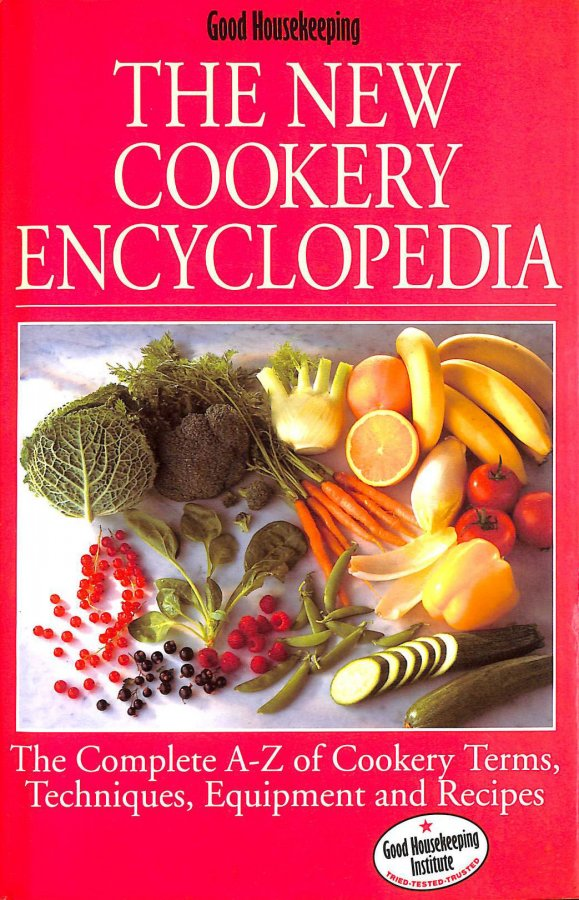 Image for New Cookery Encyclopedia