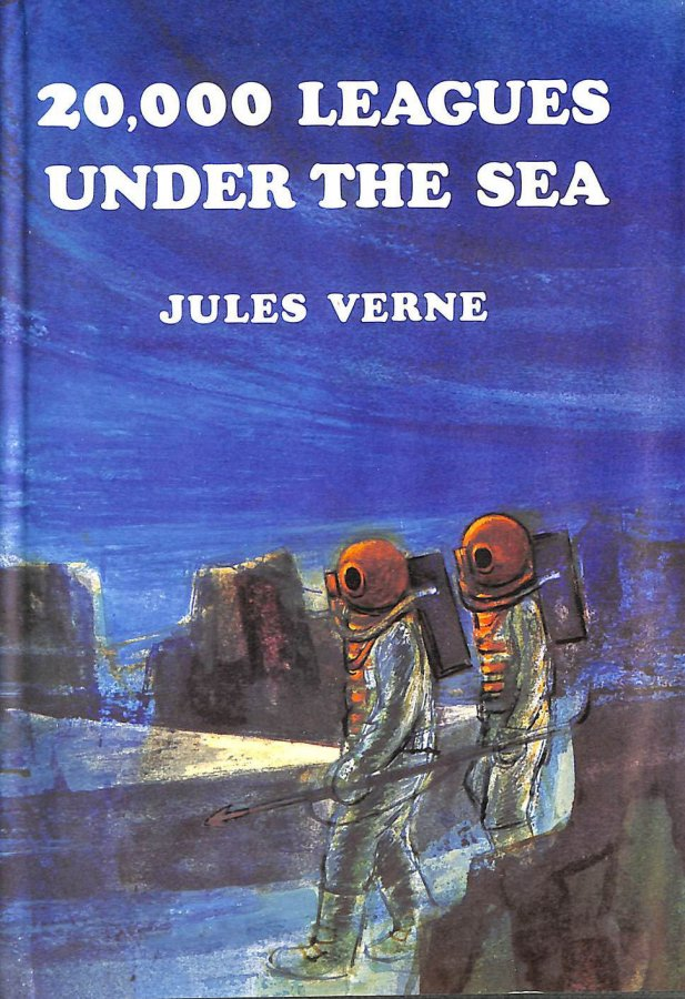 Image for 20,000 leagues under the sea (Classics for today)