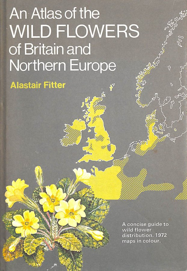 Image for Atlas of Wild Flowers of Britain and Northern Europe
