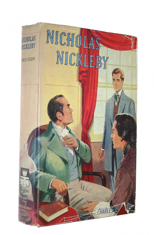Image for Nicholas Nickleby (Kingston Library.)