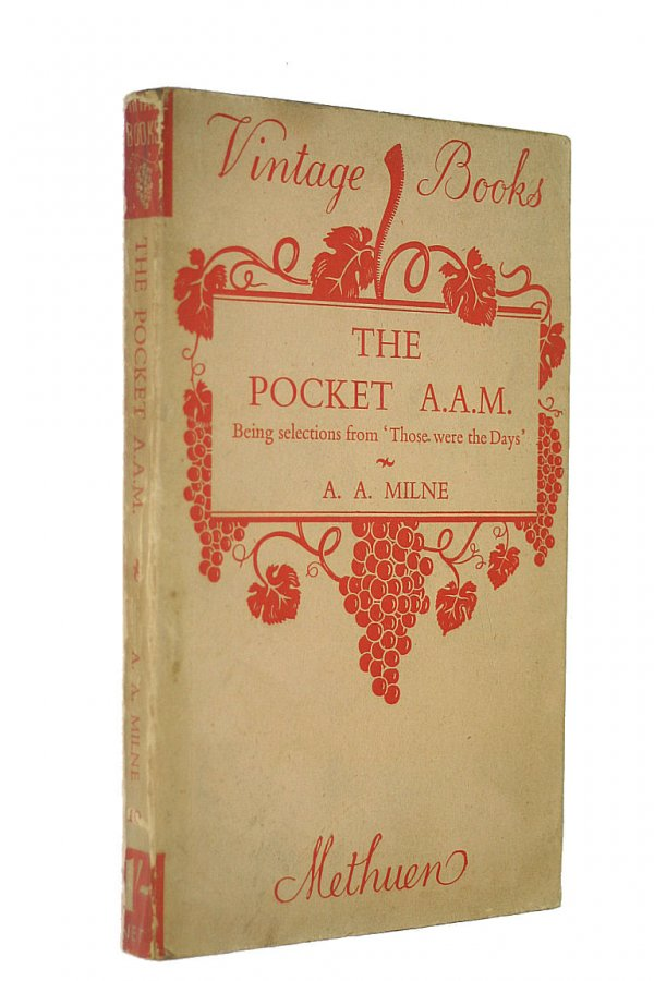 Image for The Pocket A.M. - Being Reflections From 'Those Were The Days'