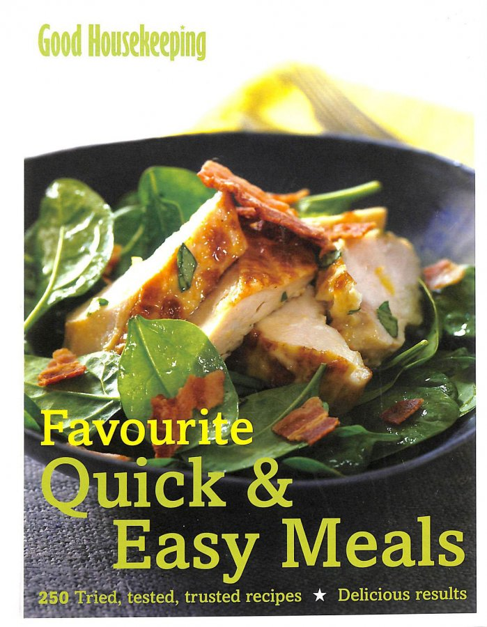 Image for GH 200 Favourite Quick and Easy Meals (Good Housekeeping)