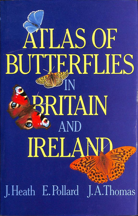 Image for Atlas of Butterflies in Britain and Ireland