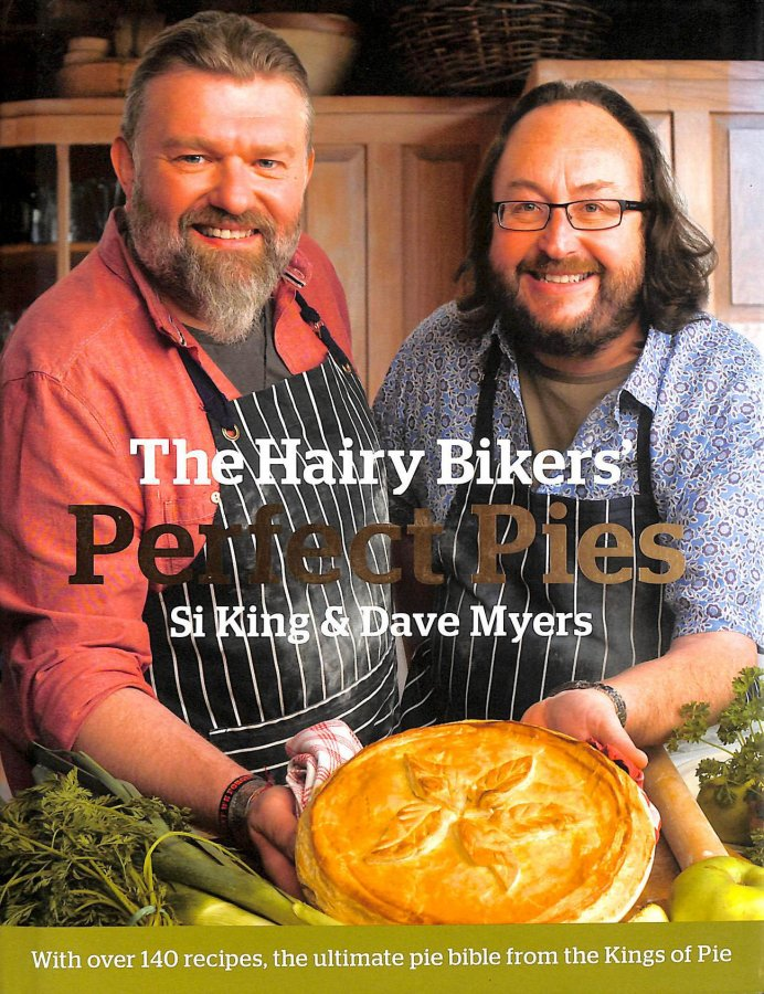 Image for The Hairy Bikers' Perfect Pies: The Ultimate Pie Bible from the Kings of Pies