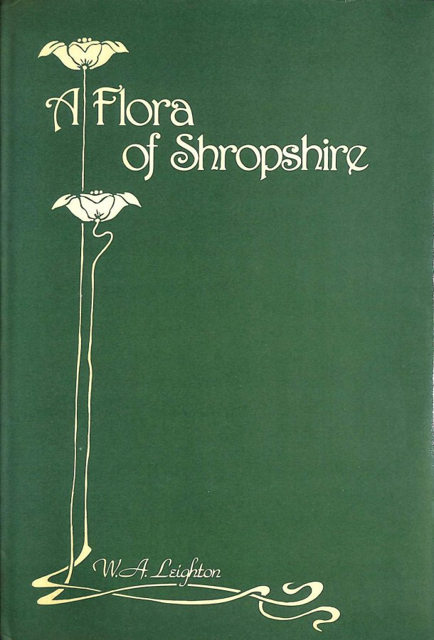 Image for Flora of Shropshire