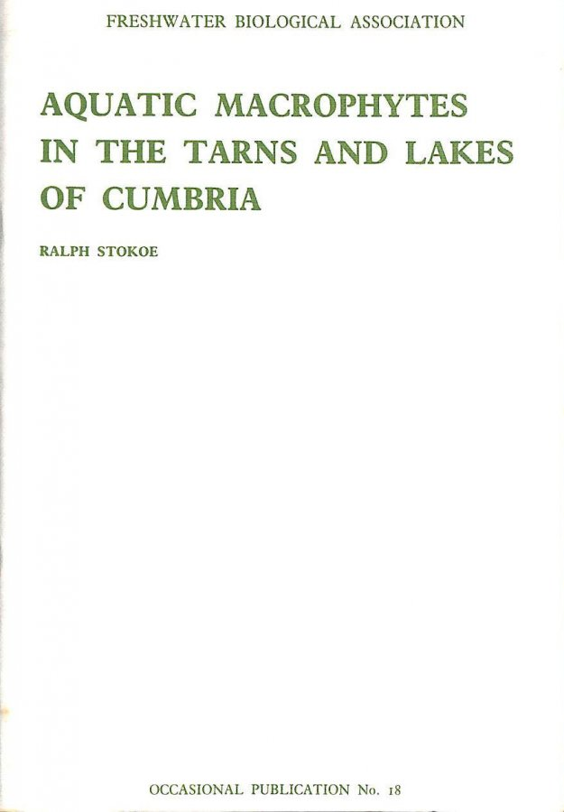 Image for Aquatic Macrophytes in the Tarns and Lankes of Cumbria
