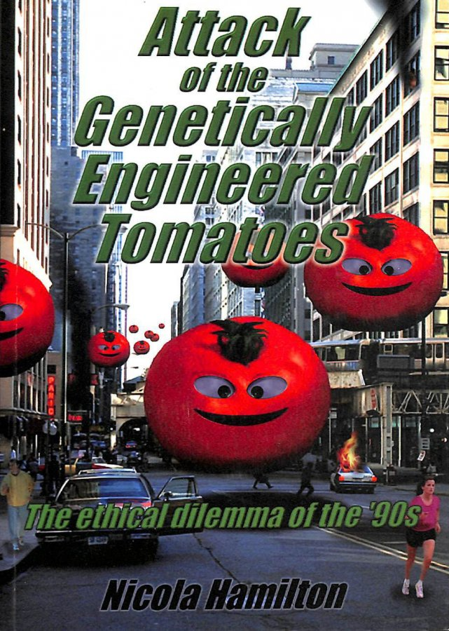 Image for Attack of the Genetically Engineered Tomatoes: The Ethical Dilemma of the 90s