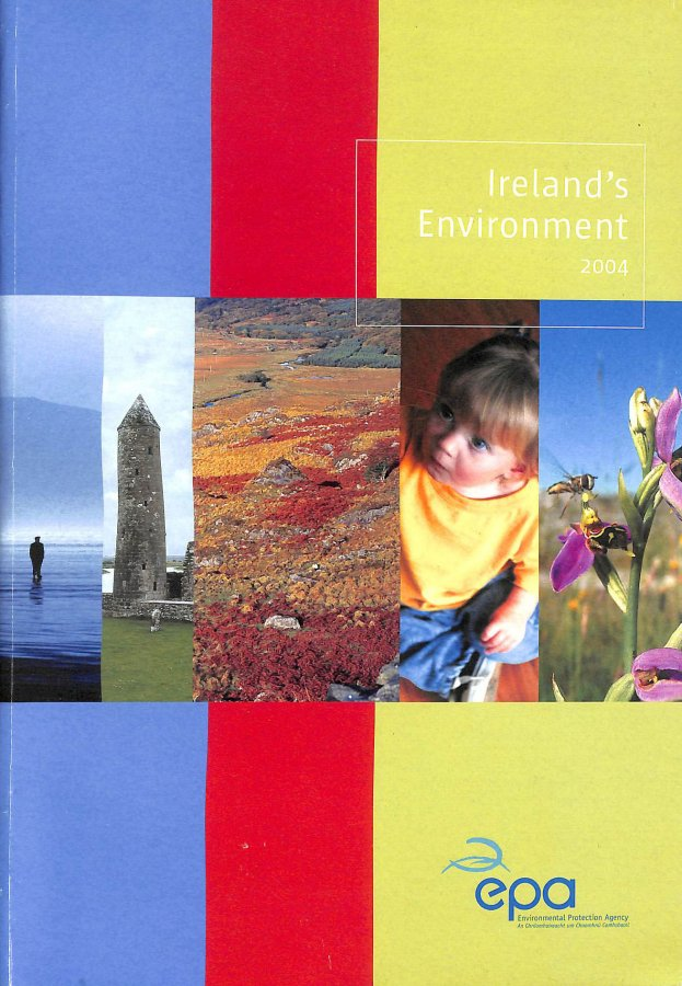 Image for Ireland's Environment 2004