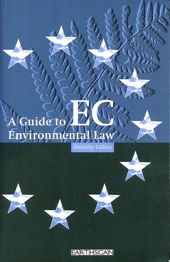 Image for A Guide to EC Environmental Law