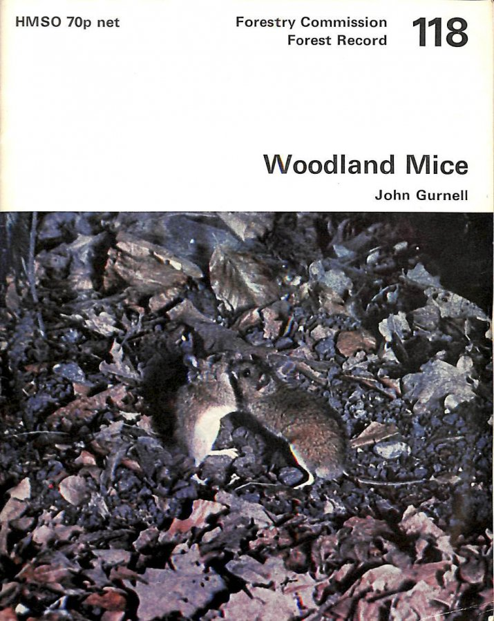 Image for Woodland Mice (Forest Record)