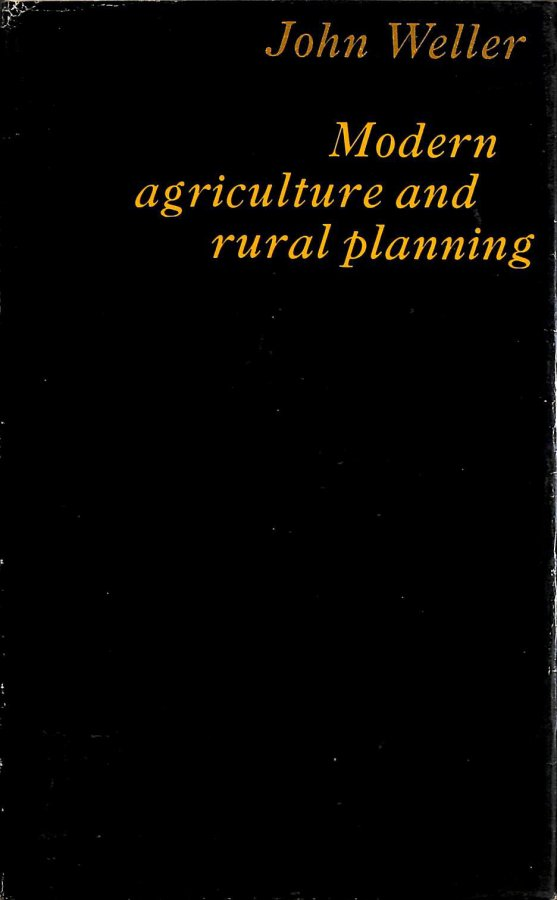 Image for Modern Agriculture and Rural Planning