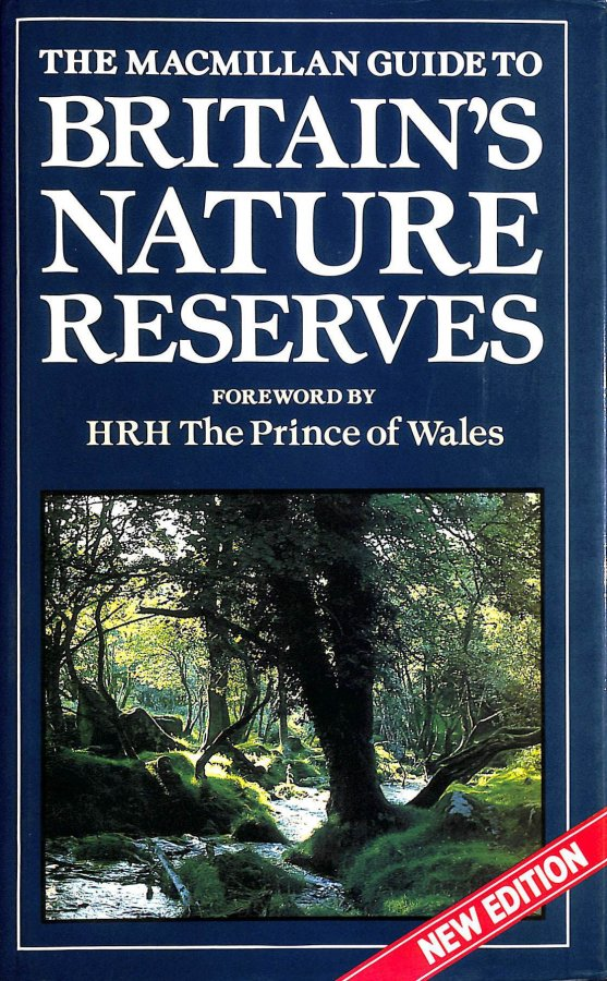 Image for The Macmillan Guide To Britain's Nature Reserves