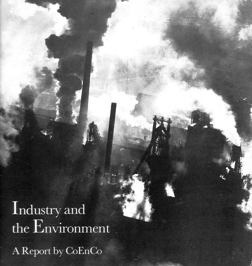 Image for Industry and the Environment: A Report