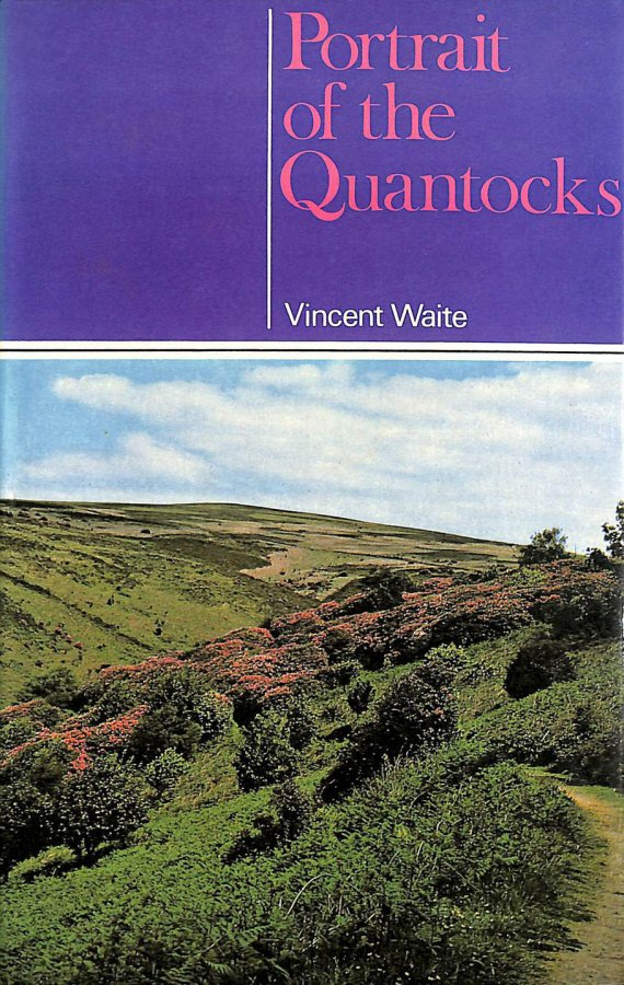 Image for Portrait of the Quantocks (The portrait series)