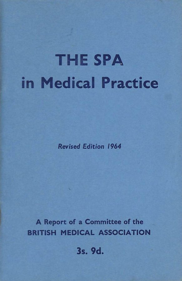 Image for The Spa in Medical Practice