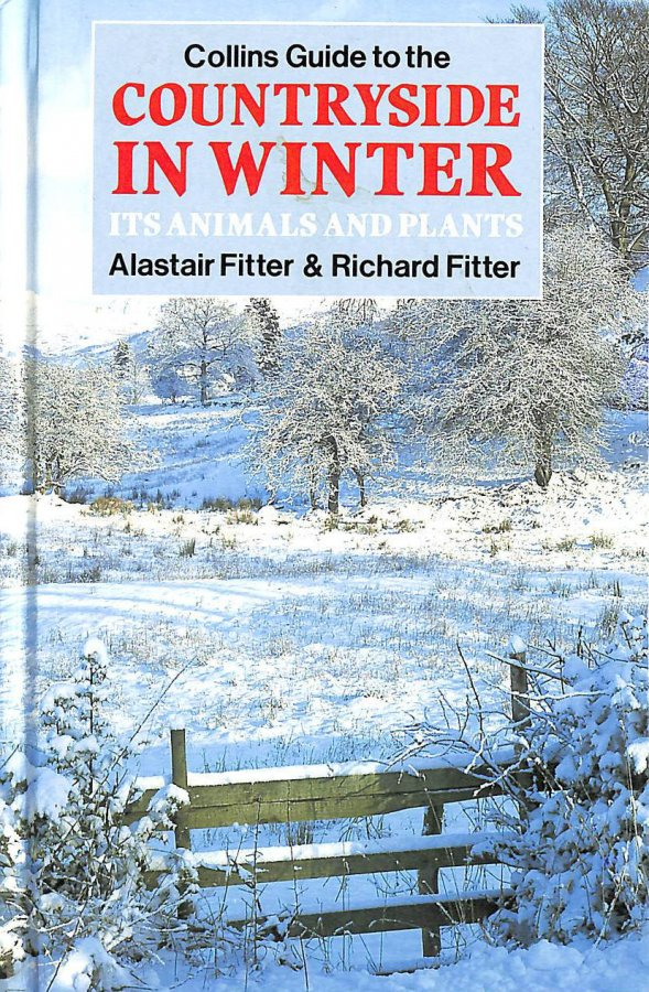 Image for Collins Guide to the Countryside in Winter (Collins handguides)