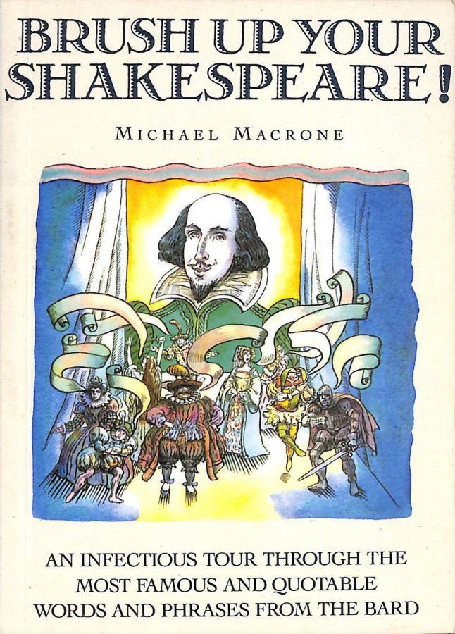 Image for Brush Up Your Shakespeare! (Brush Up Your Classics)