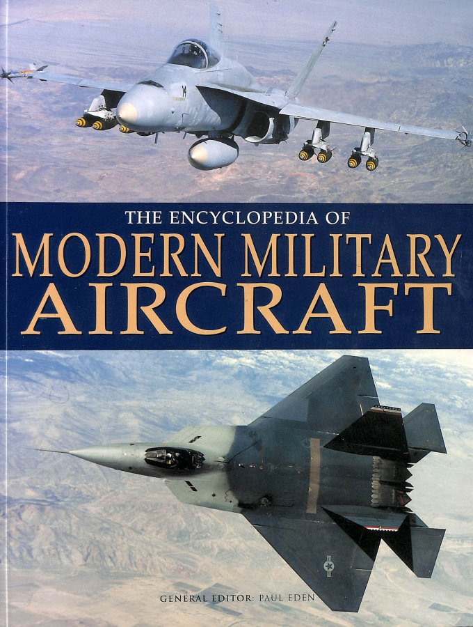 Image for Encyclopedia of Modern Military Aircraft