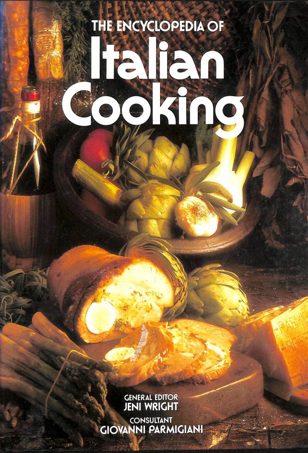 Image for Encyclopaedia of Italian Cooking