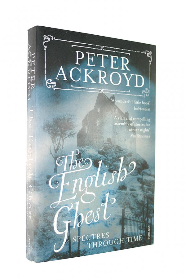 Image for The English Ghost: Spectres Through Time