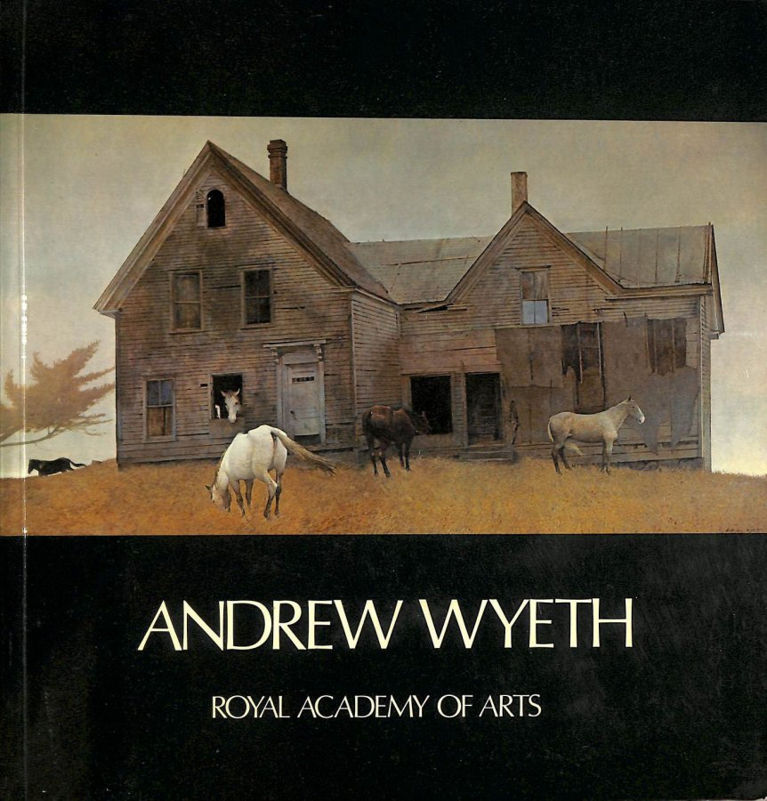 Image for Andrew Wyethm, Royal Academy Of Arts