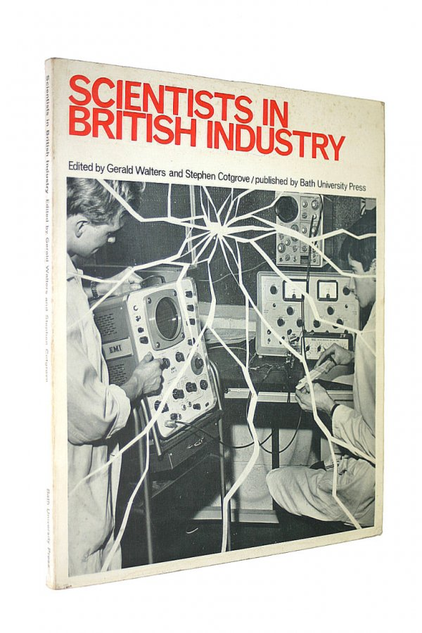 Image for Scientists in British Industry
