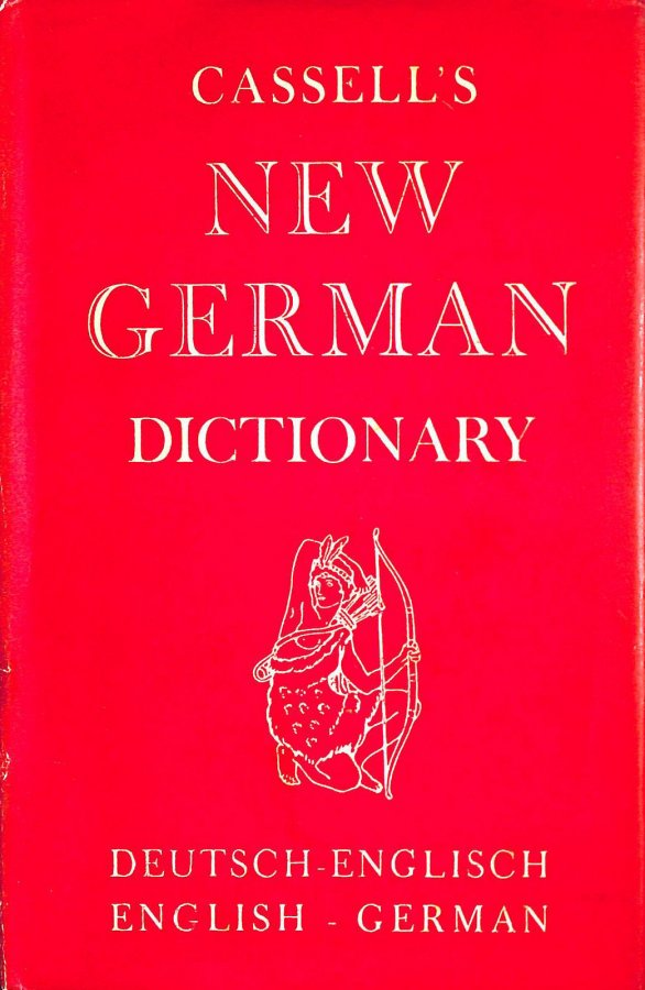 Image for The New Enlarged Cassell's German-English English-German Compact Dictionary.