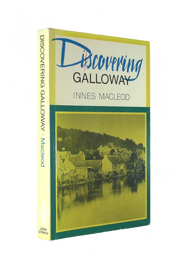 Image for Discovering Galloway