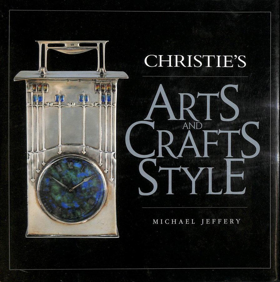 Image for Christie's Art and Crafts Style