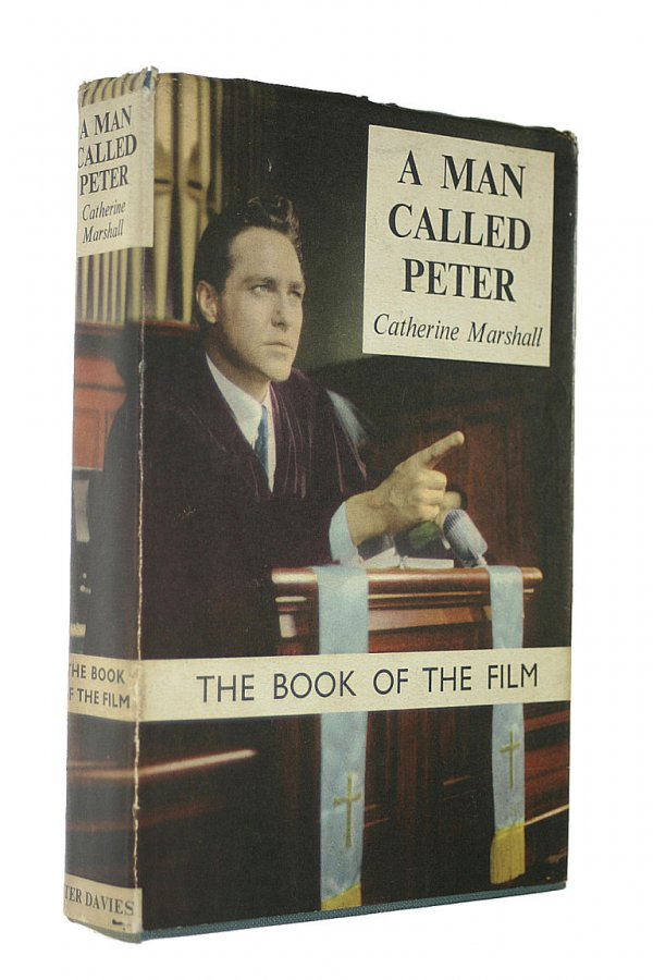 Image for A MAN CALLED PETER