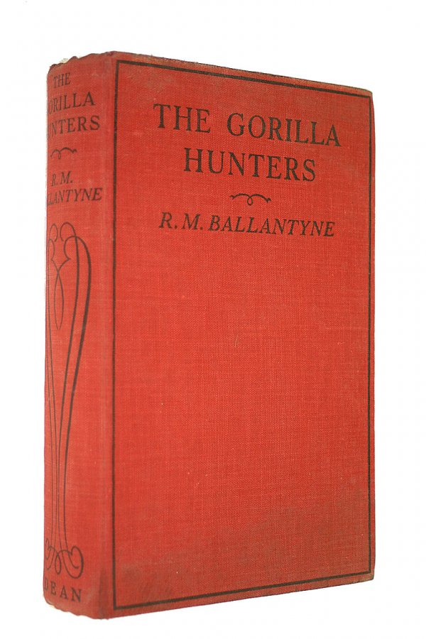 Image for The Gorilla Hunters A Tale In The Heart Of Africa