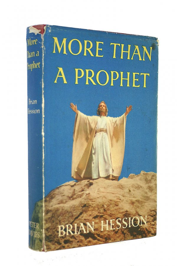 Image for More than a prophet: The life of Jesus