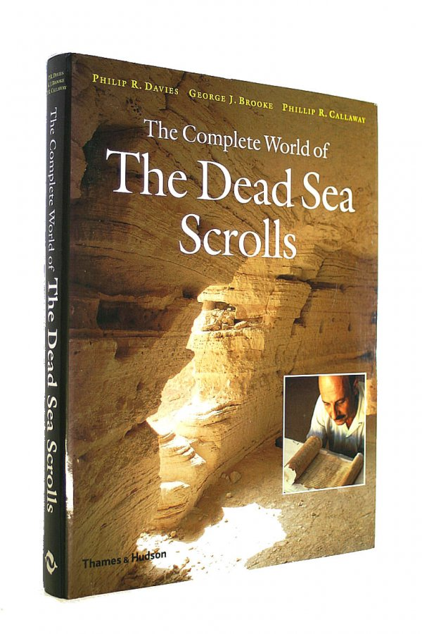 Image for The Complete World Of The Dead Sea Scrolls :