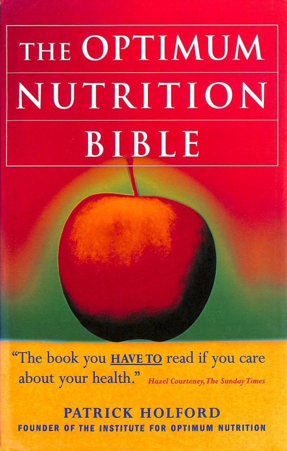 Image for The Optimum Nutrition Bible.