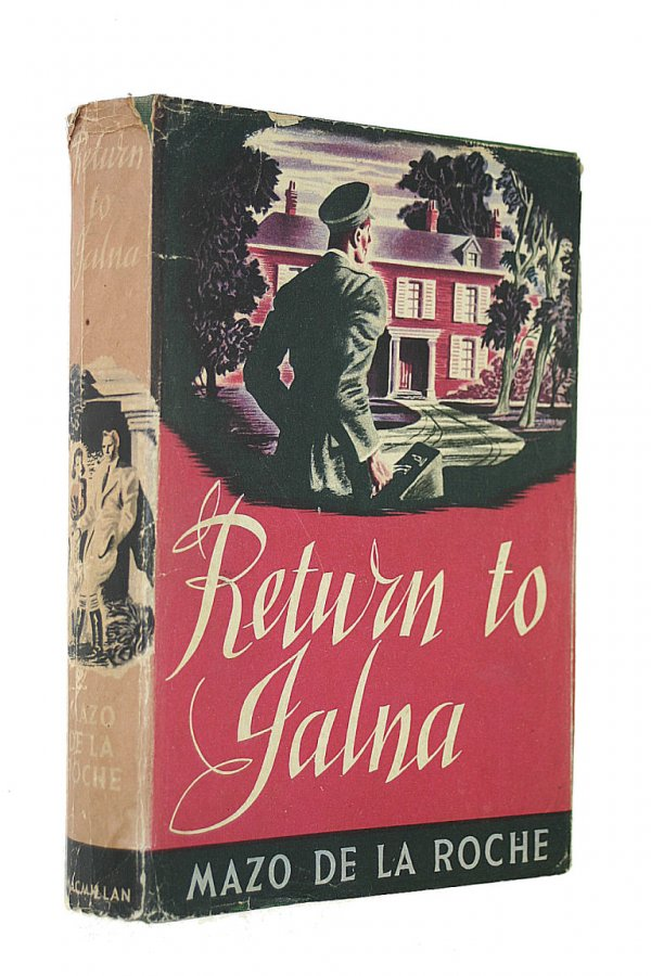 Image for Return to Jalna