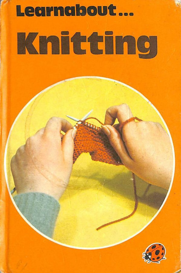 Image for A Ladybird Book about Knitting
