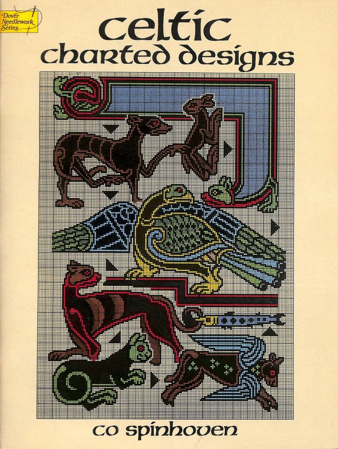 Image for Celtic Charted Designs (Dover Embroidery, Needlepoint)
