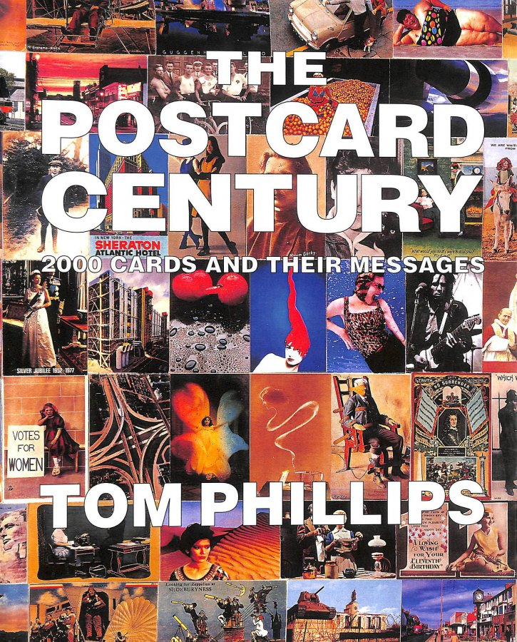 Image for The Postcard Century: 2000 Cards and Their Messages