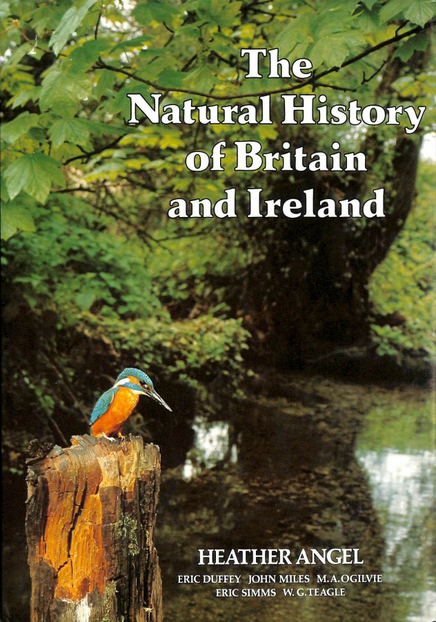 Image for Natural History of Britain and Ireland
