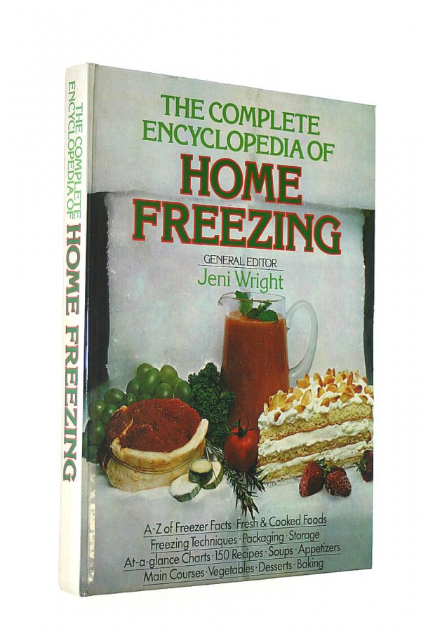 Image for The Complete Encyclopedia of Home Freezing