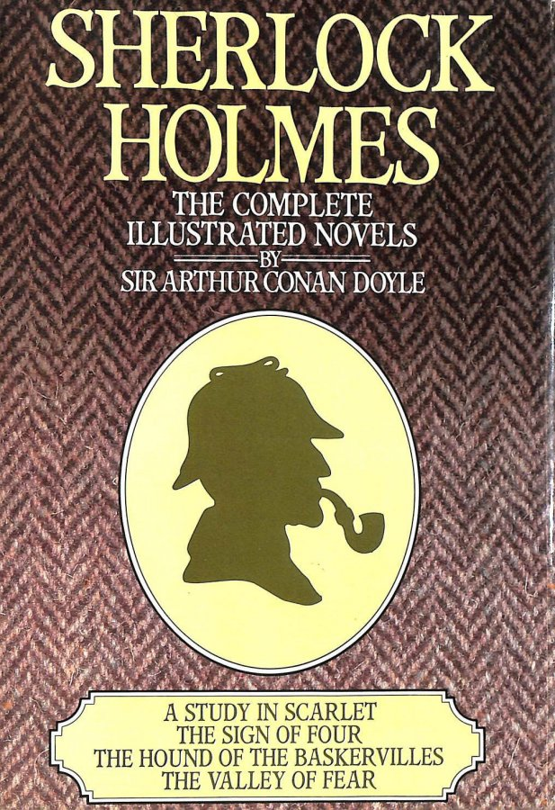 Image for Sherlock Holmes: Complete Illustrated Novels
