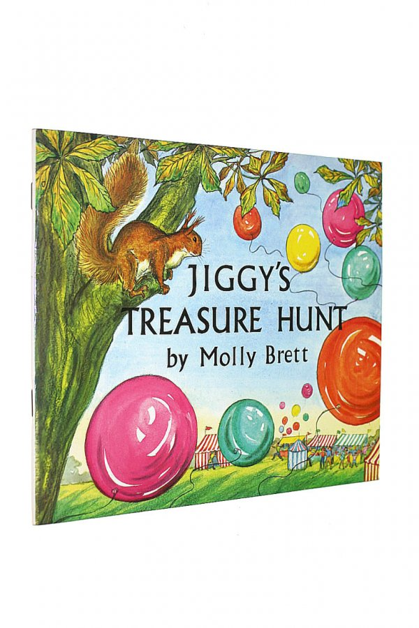 Image for Jiggy's Treasure Hunt (Medici books for children)