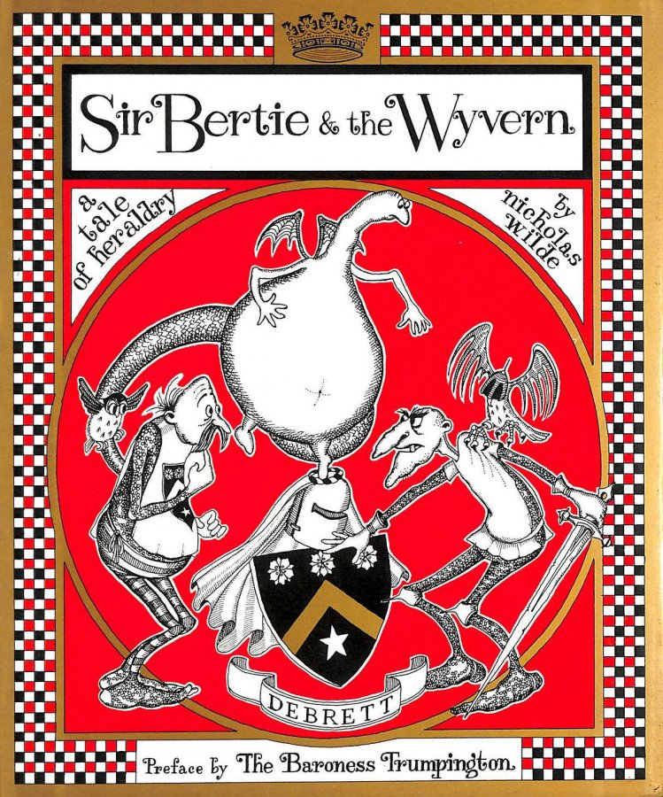 Image for Sir Bertie and the Wyvern
