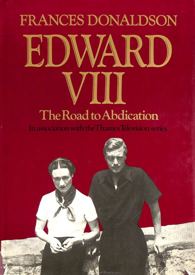 Image for Edward VIII: Road to Abdication