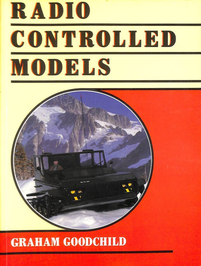 Image for Radio-controlled Models: Design and Construction