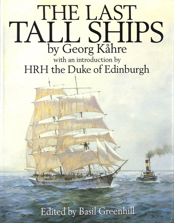 Image for Last Tall Ships