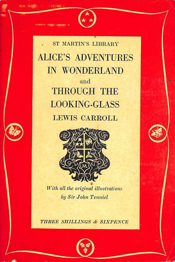 Image for ALICE'S ADVENTURES IN WONDERLAND AND THROUGH THE LOOKING-GLASS