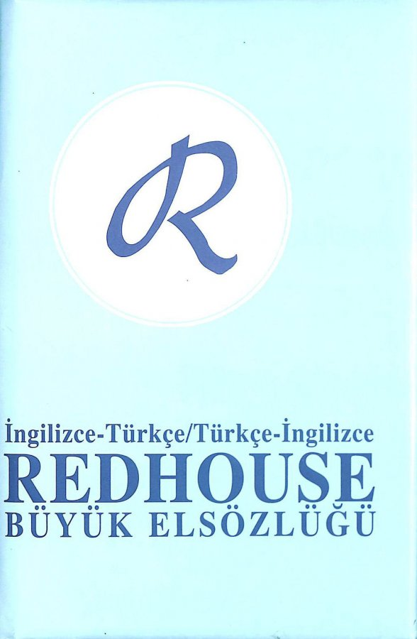 Image for Milet-Redhouse Turkish-English, English-Turkish Large Portable Dictionary