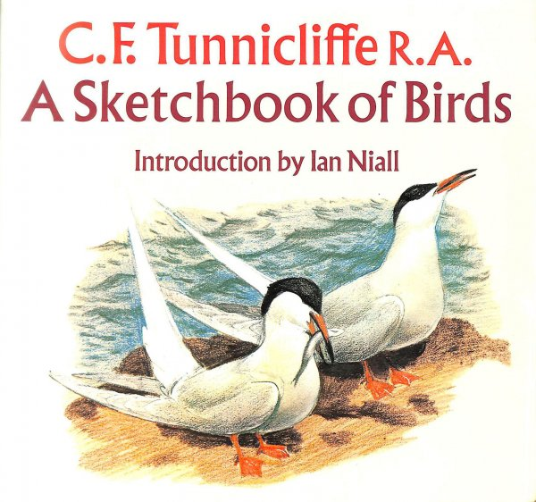 Image for C. F. Tunnicliffe R. A. A Sketchbook Of Birds